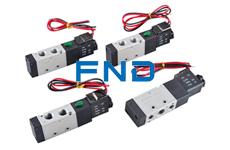 台湾FND品牌4V200-L系列电磁